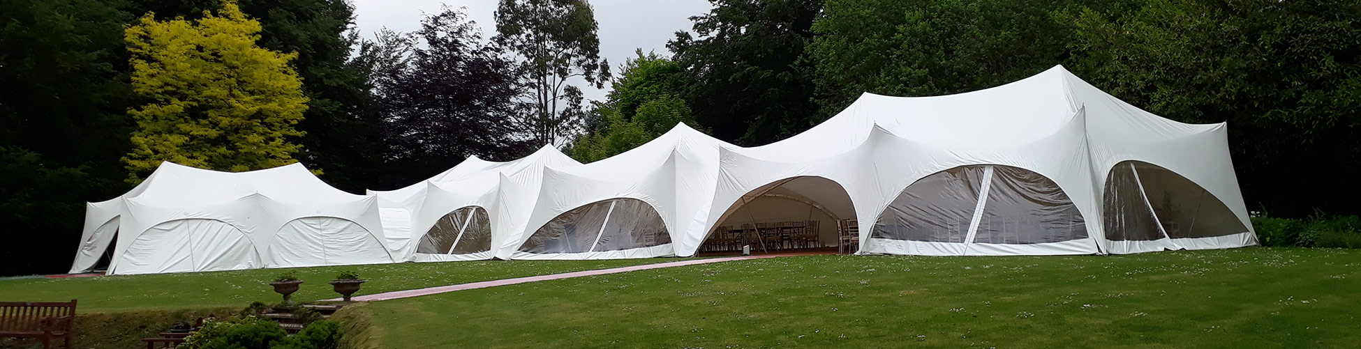 Party marquee hire Fareham
